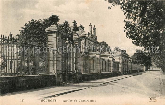 Bourges Atelier de Construction Bourges