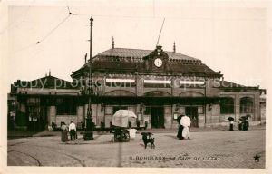 Bordeaux La Gare de l Etat Bahnhof Bordeaux