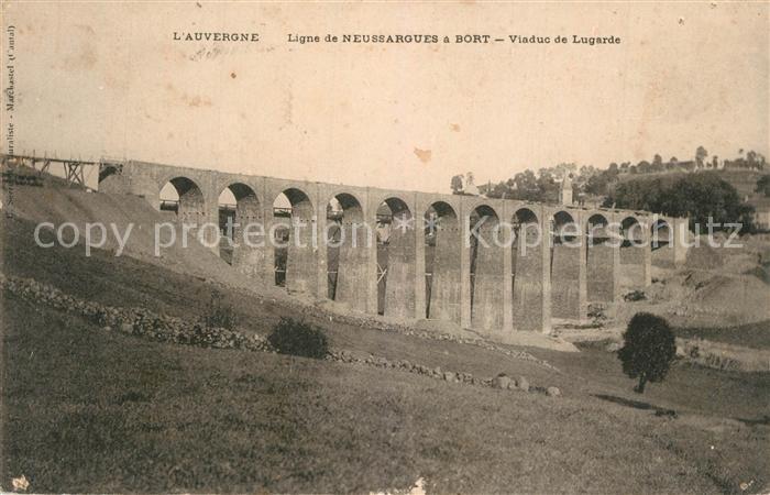 Neussargues Moissac Viaduc de Lugarde Neussargues Moissac