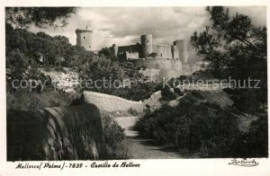 Palma_Mallorca Castille de Bellver Palma Mallorca
