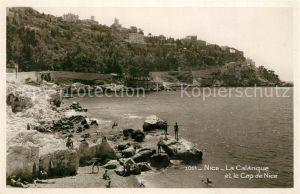 Nice_Alpes_Maritimes La Calanque et Cap de Nice Nice_Alpes_Maritimes