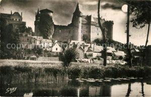 Vitre_d_Ille et Vilaine Chateau et la Vilaine Vitre_d_Ille et Vilaine