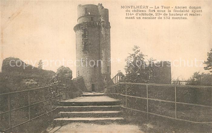 Montlhery Tour  Montlhery