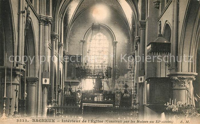 Bagneux_Hauts de Seine Eglise  Bagneux Hauts de Seine