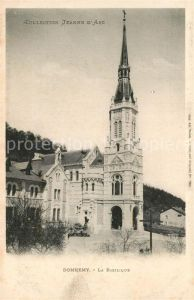 Domremy la Pucelle_Vosges Basilique Jeanne d`Arc Domremy la Pucelle_Vosges
