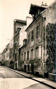 Dole_Jura Maison natale de Pasteur Dole_Jura