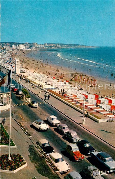 Les_Sables d_Olonne Vue generale de la plage Les_Sables d_Olonne