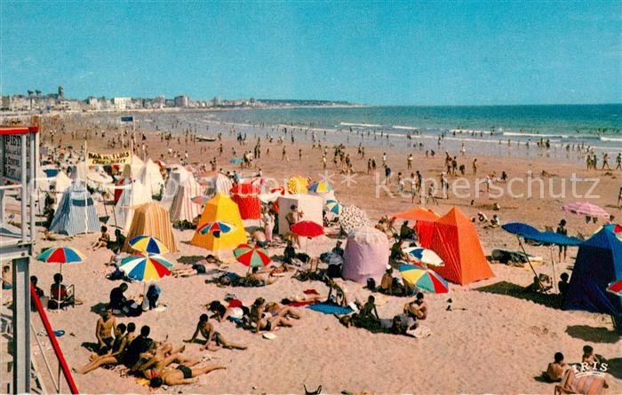 Les_Sables d_Olonne La plage Les_Sables d_Olonne
