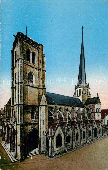Auxonne La Cathedrale Auxonne