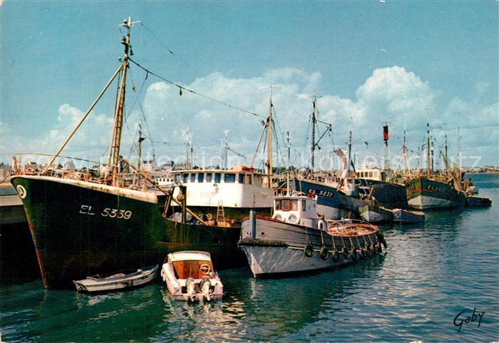 Etel Port Bateaux Collection Ports Bretons Etel