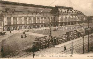 Strassenbahn Lyon Gare des Brotteaux