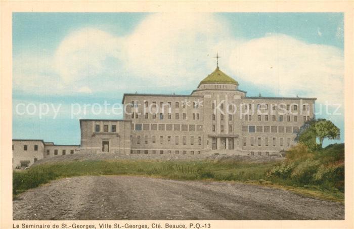 Beauce_Quebec Le Seminaire de St Georges