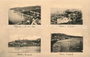 Villefranche_d_Allier Fort Mont Alban Monaco Le Rocher Menton Vue generale Cannes Vue generale Villefranche_d_Allier