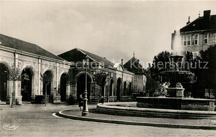 Belley Place des Terreaux Belley