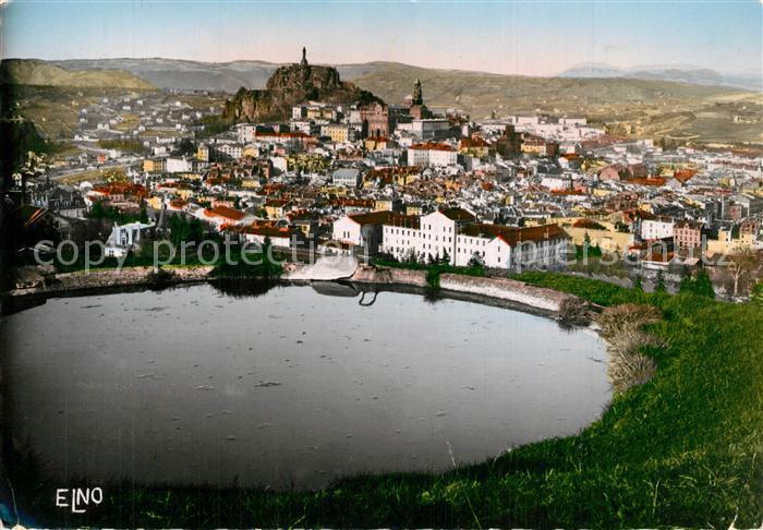 Le_Puy en Velay Vue d ensemble de la ville Le_Puy en Velay