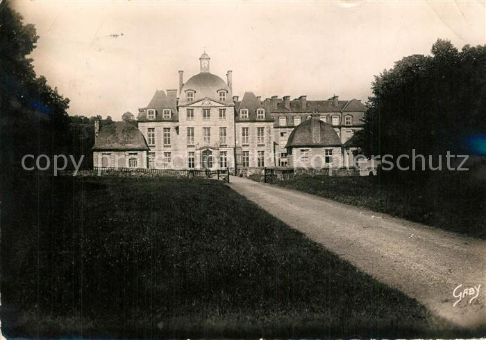 Thury Harcourt Chateau XVIIe siecle Schloss Thury Harcourt 0