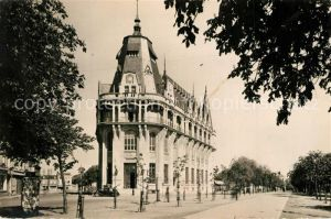 Chartres_Eure_et_Loir La Poste et Boulevard de la Resistance Chartres_Eure_et_Loir