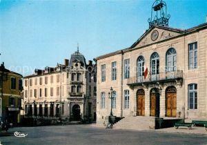 Auch_Gers Hotel de Ville Hotel de France Auch_Gers