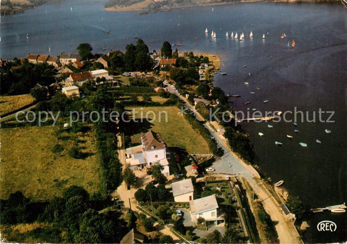 Eguzon Chantome Lac d Eguzon Plage de Chambon vue aerienne Eguzon Chantome
