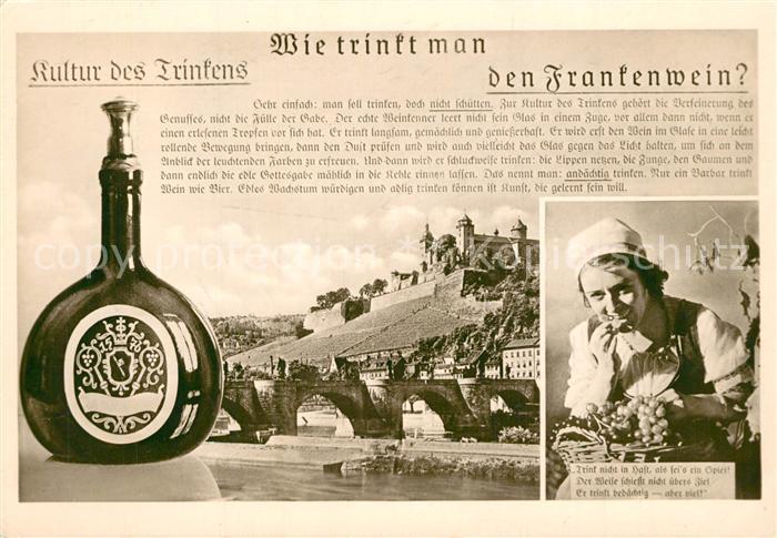 Wein Frankenwein Trauben Winzerin  Wein 0