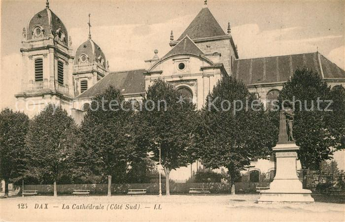 Dax_Landes Cathedrale Dax_Landes