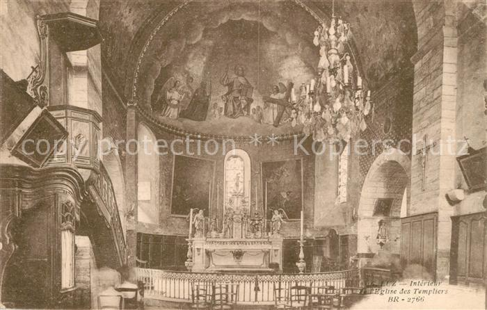 Luz Saint Sauveur_Hautes_Pyrenees Eglise des Templiers Luz Saint Sauveur_Hautes