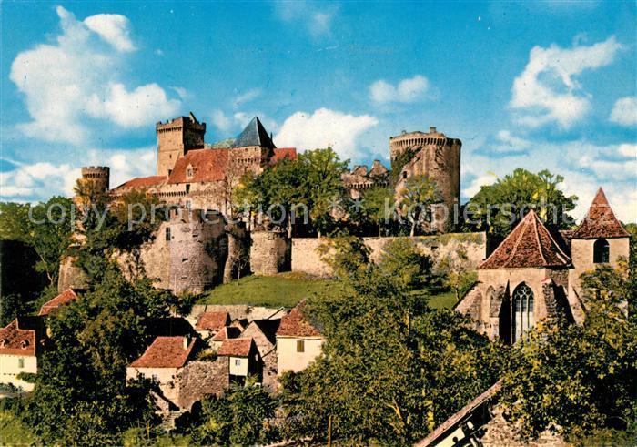 Prudhomat Chateau de Castelnau Prudhomat