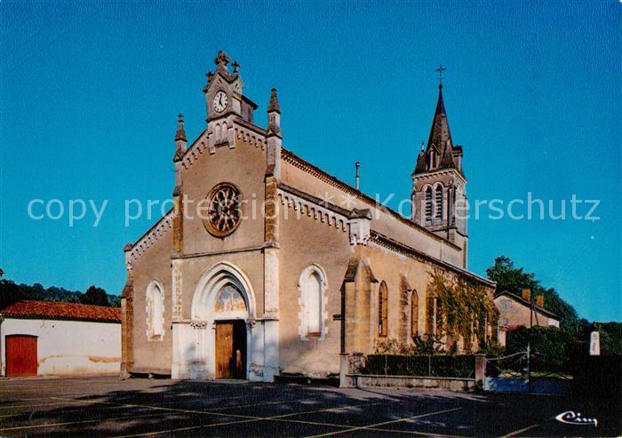 Eugenie les Bains Eglise Kirche Eugenie les Bains