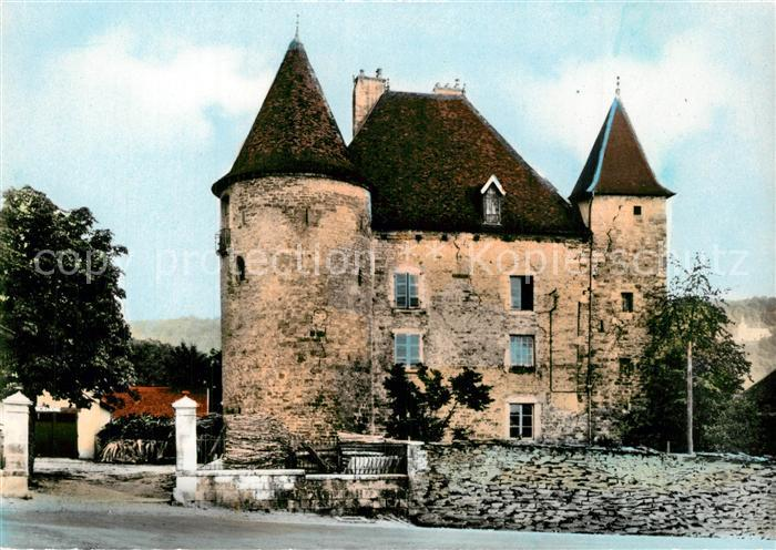 Arbois Chateau Pecauld Arbois