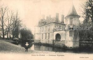 Jouy le Chatel Chateau Vigneau Jouy le Chatel