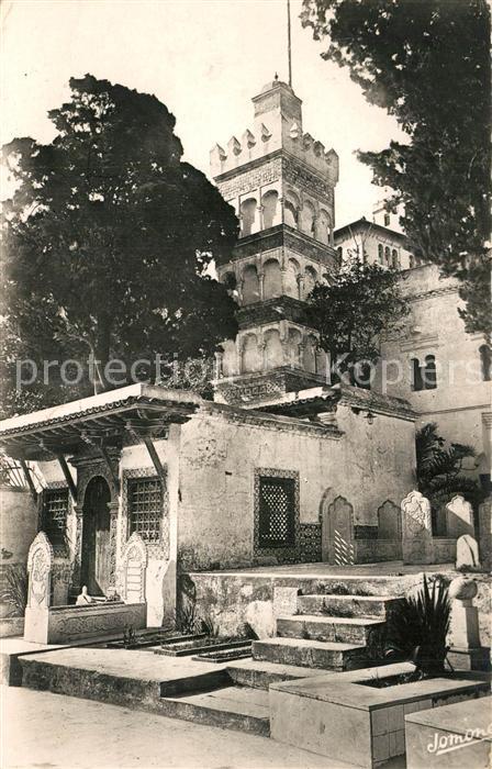 Alger_Algerien Mosquee de Sidi Abderrhamane Alger Algerien