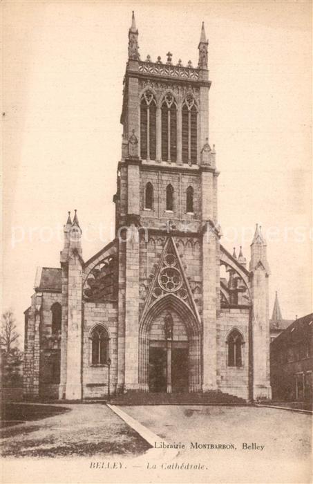Belley La Cathedrale Belley