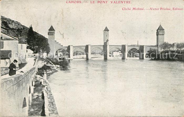Cahors Pont Valentre  Cahors
