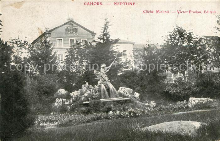 Cahors Neptune Cahors