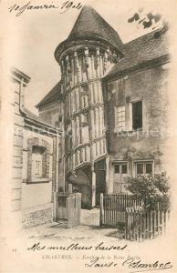 Chartres_Eure_et_Loir Escalier de la Reine Berthe Chartres_Eure_et_Loir