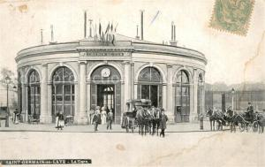 Saint Germain en Laye Gare Saint Germain en Laye