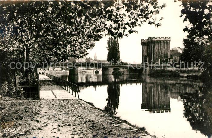 Verdun_Meuse Pont et la Porte Chauss Verdun Meuse