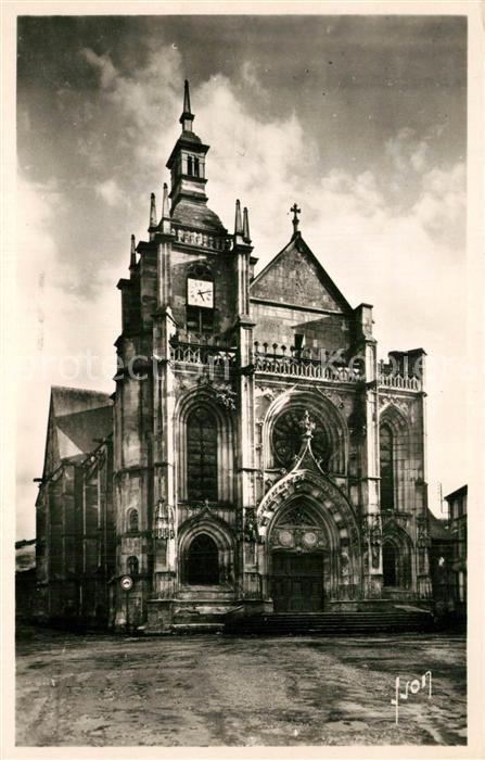 Bar_le_Duc_Lothringen Eglise Saint Pierre Bar_le_Duc_Lothringen