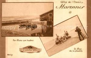 Marennes_Charente Maritime Les Parc aux huitres  Marennes