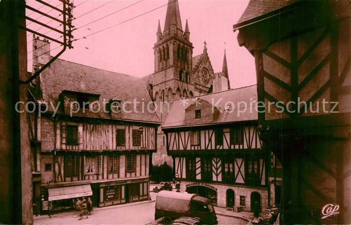 Vannes Place Henri 4. Vannes