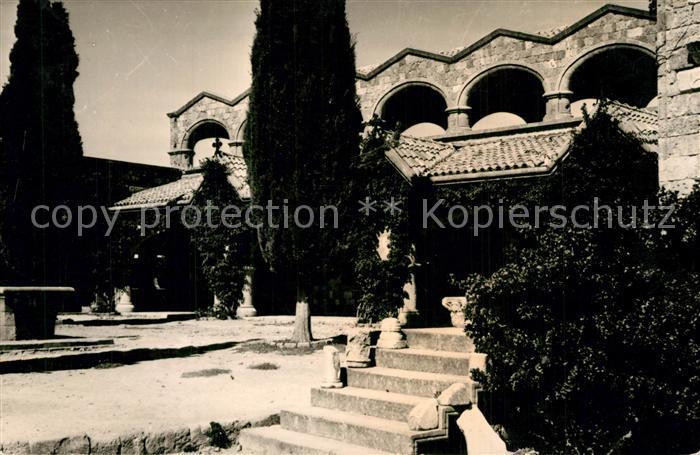 Rhodos_Rhodes_aegaeis Filerimo Kloster Rhodos_Rhodes_aegaeis