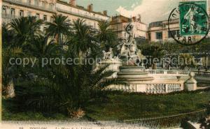 Toulon_Var La Place de la Liberte Toulon_Var