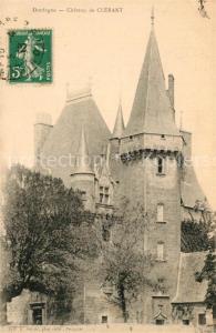 Dordogne Chateau de Clerant Dordogne