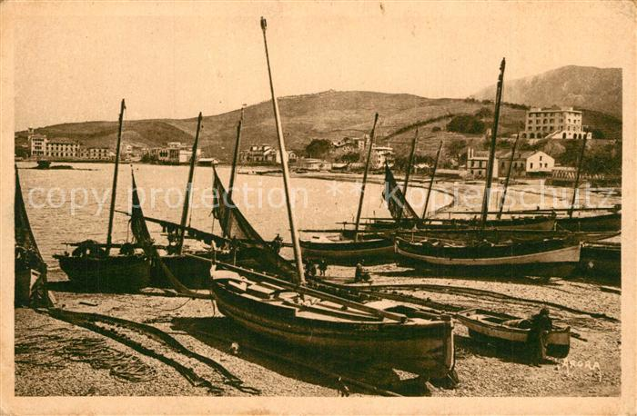 Banyuls sur Mer Le Port Banyuls sur Mer