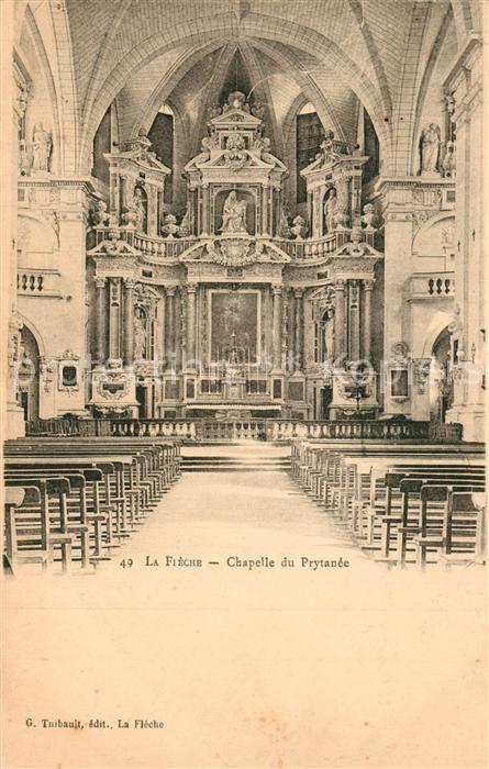 La_Fleche Chapelle du Prytanee La_Fleche