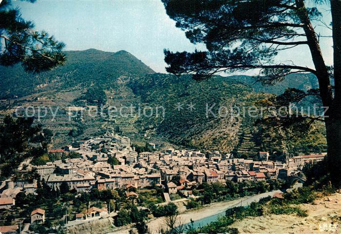 Nyons_Drome Montagne de Vaux l Aygues et pont romain Nyons Drome