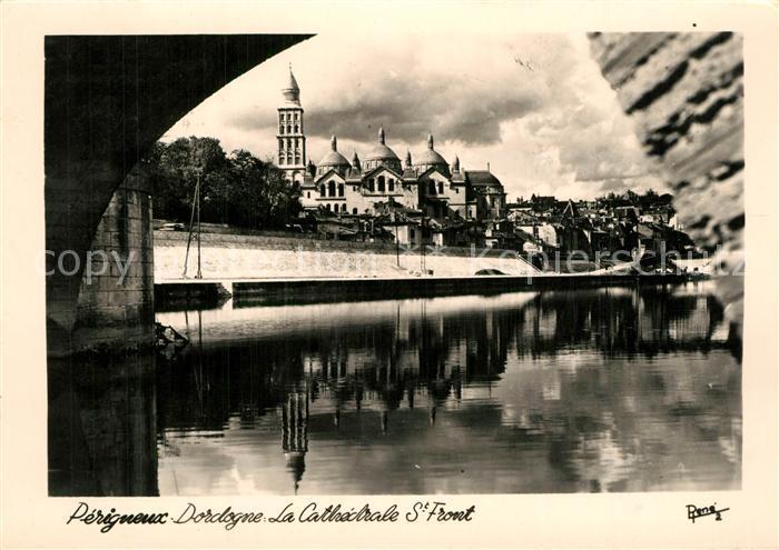 Perigueux Cathedrale Saint Front Perigueux