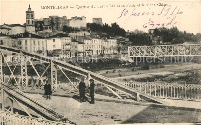 Montelimar Quartier du Fust Pont Chateau Montelimar