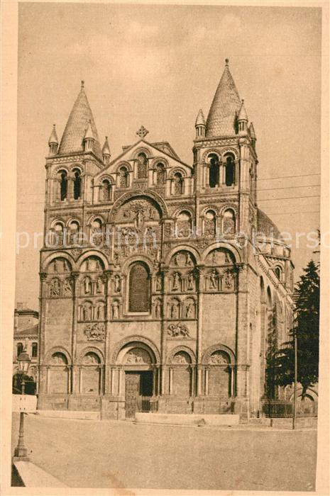 Angouleme Cathedrale Saint Pierre XIIe siecle Monument historique Angouleme