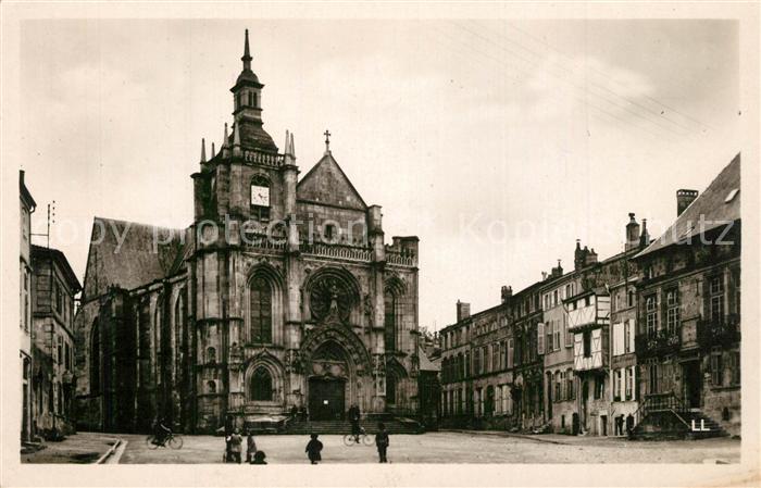 Bar_le_Duc_Lothringen Musee Eglise Saint Etienne Bar_le_Duc_Lothringen